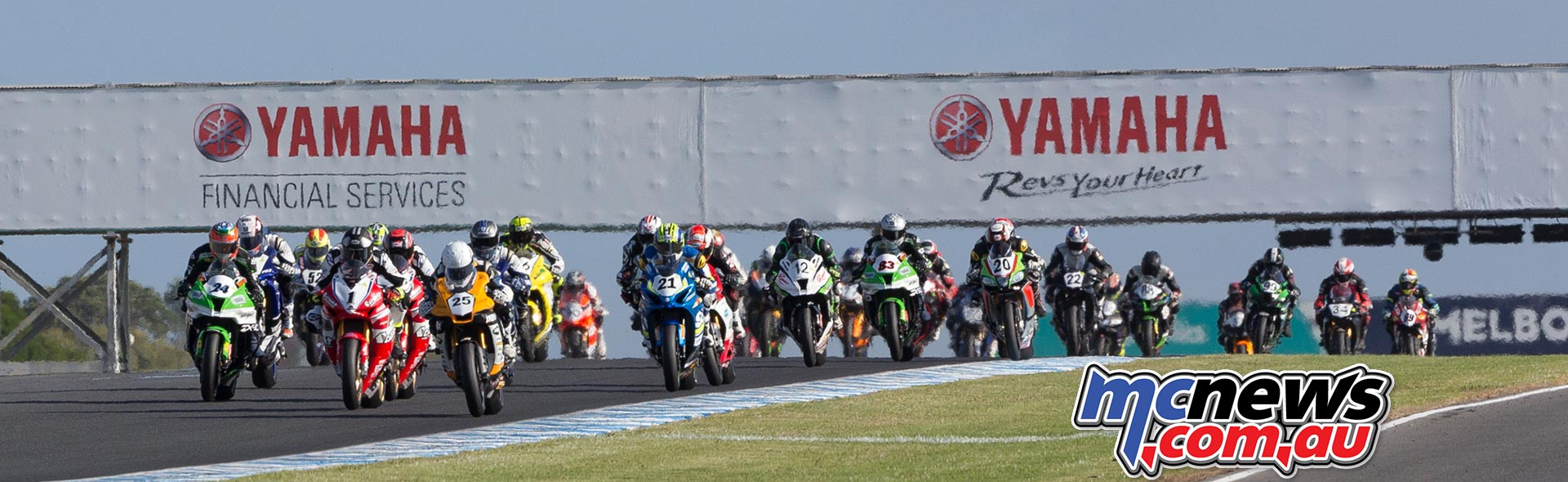 ASBK 2017 - Round One - Phillip Island - Race One - Image by TBG