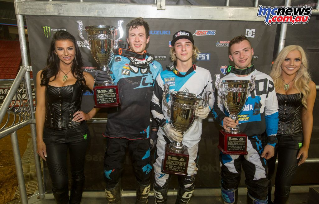 Motofest Podium - Image: ShiftOne Photography