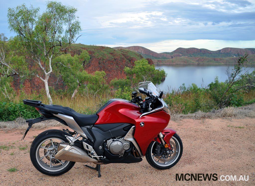 Riding Around Australia - Argyle