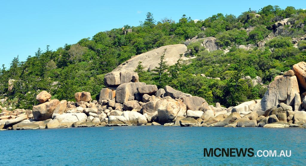 Riding Around Australia - Magnetic Island