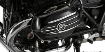 BMW R nineT Machined head covers