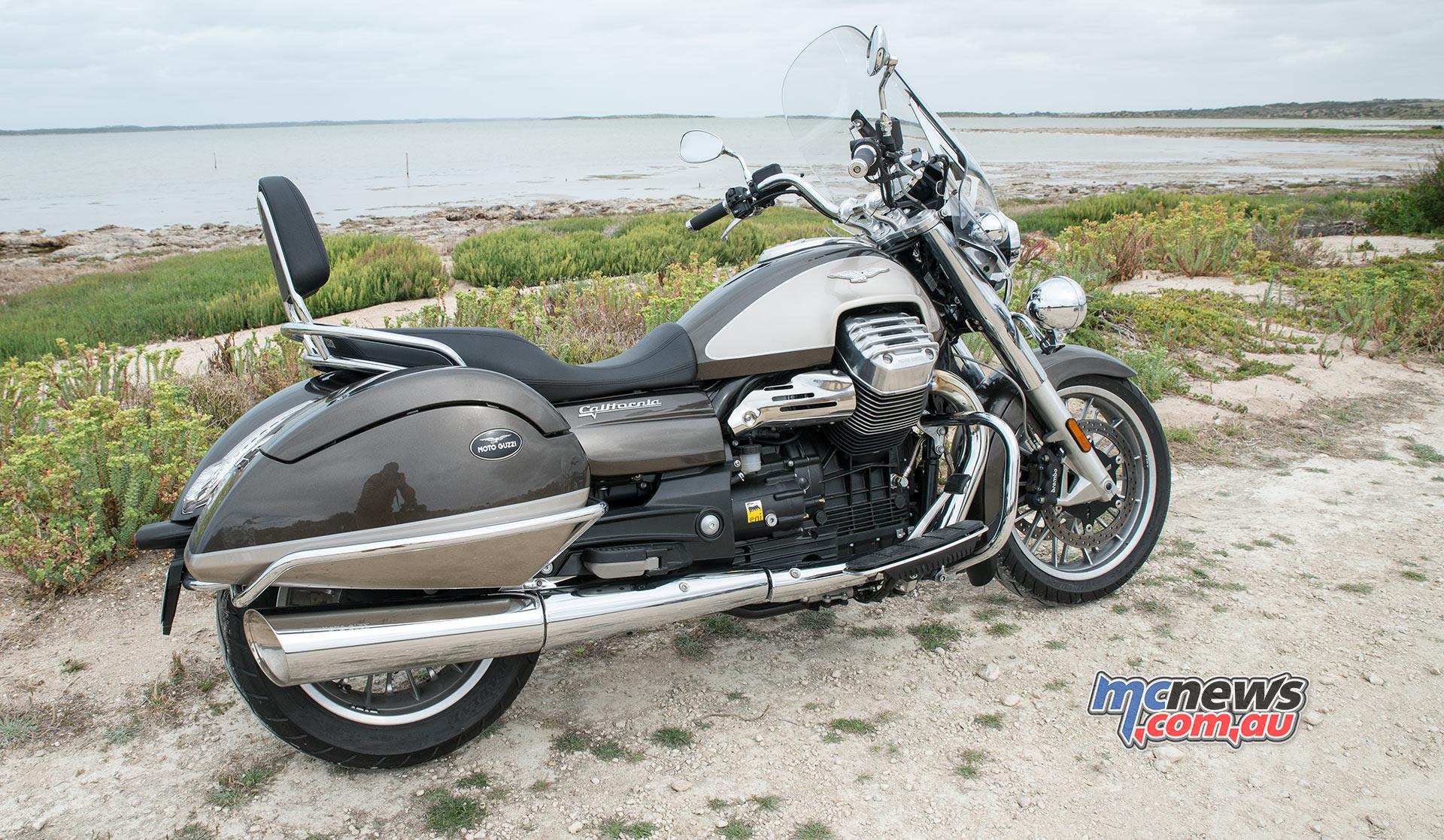 Moto Guzzi California Touring