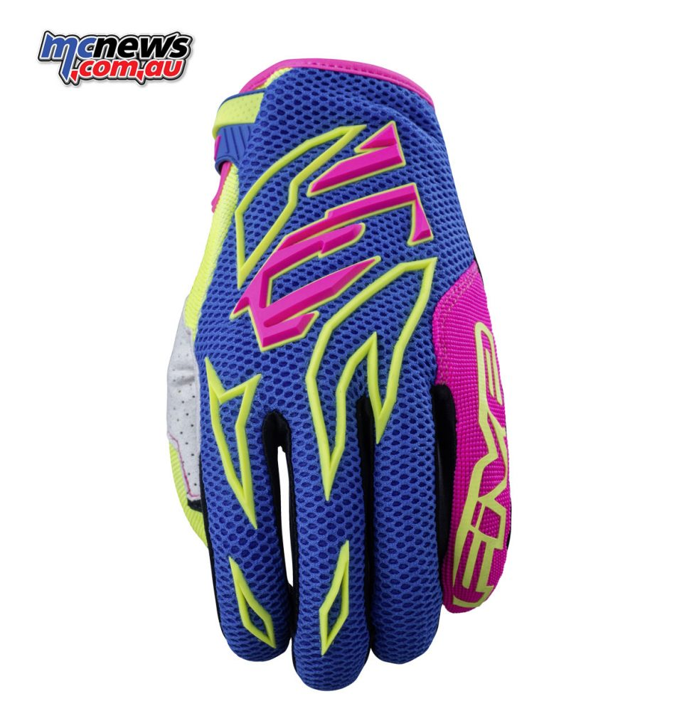 Five MFX 3 - Flash Blue/Pink/Yellow