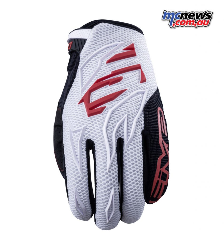 Five MFX 3 - White/Red