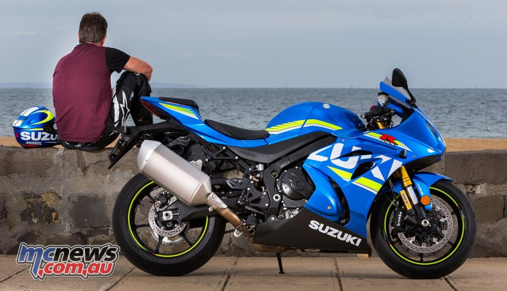The arrival of the 2017 Suzuki GSX-R1000 in the next quarter should help Suzuki's fortunes