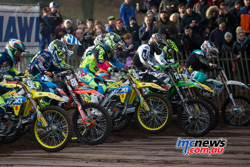 2017 Hawkstone International Motocross