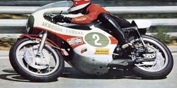 Jarno Saarinen - Global Yamaha