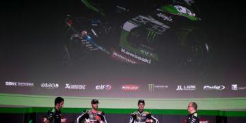 Kawasaki Racing Team Launch WorldSBK 2017 assault in Barcelona