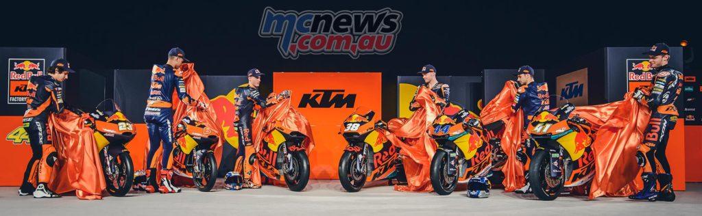 Red Bull KTM Factory Racing starts new era in MotoGP 2017