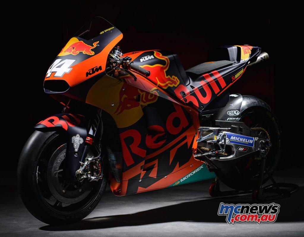 MotoGP 2017 - KTM RC16