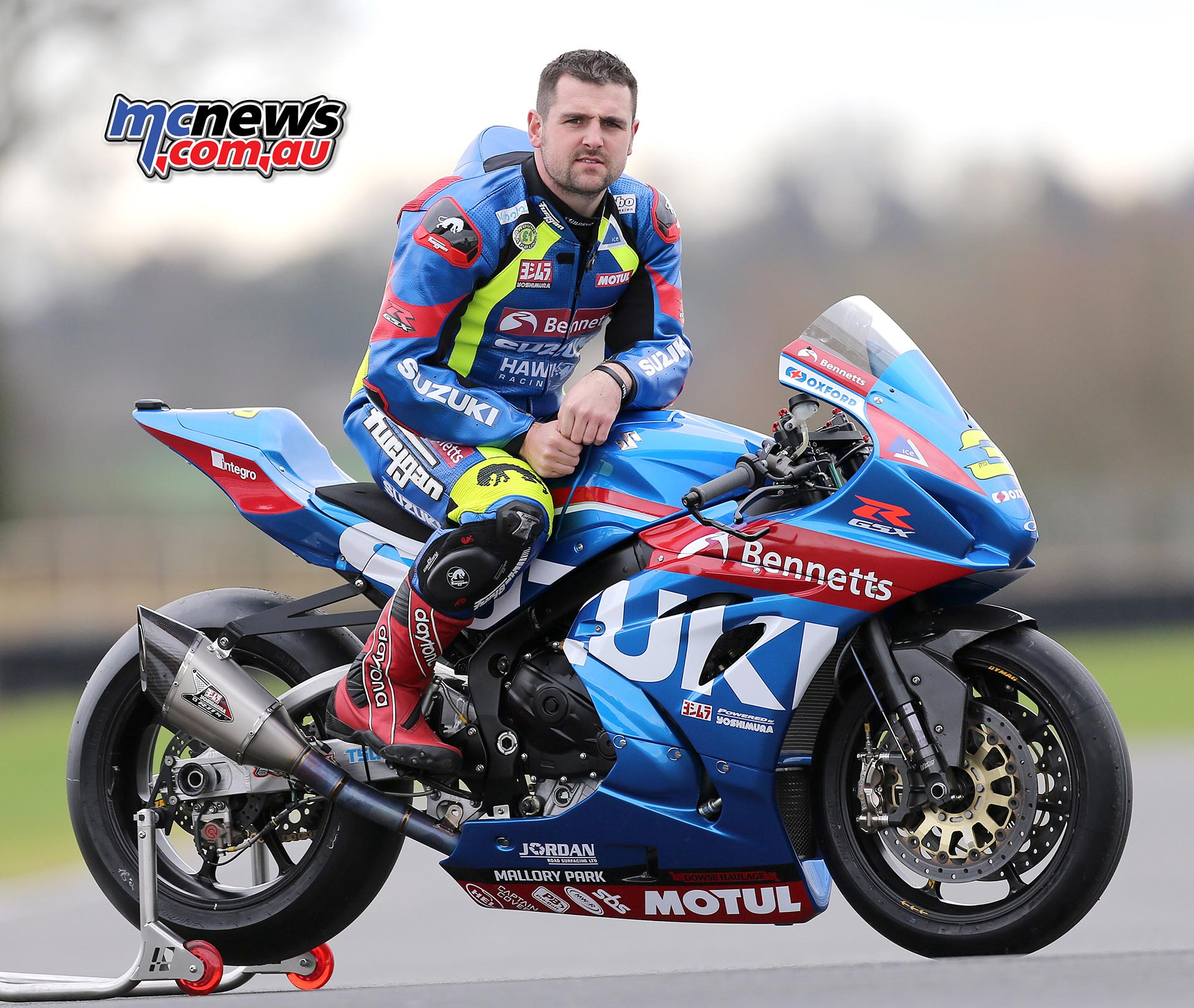TT 2017 - Michael Dunlop to contest Isle of Man TT, North West 200 and Ulster Grand Prix on Suzuki GSX-R1000R