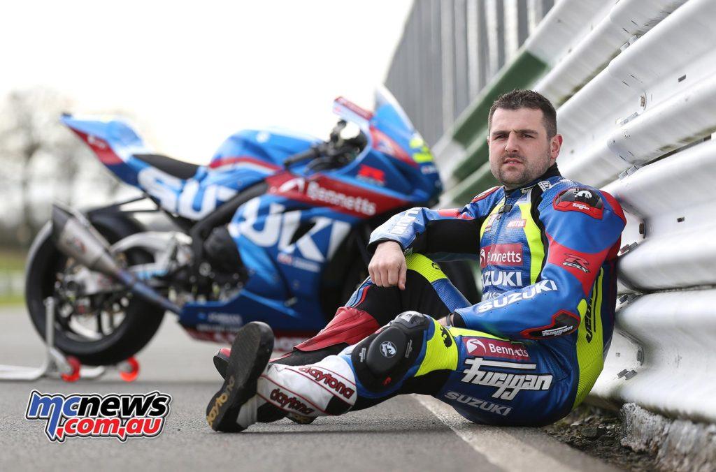 TT 2017 - Michael Dunlop to contest Isle of Man TT, North West 200 and Ulster Grand Prix on Suzuki GSX-R1000R