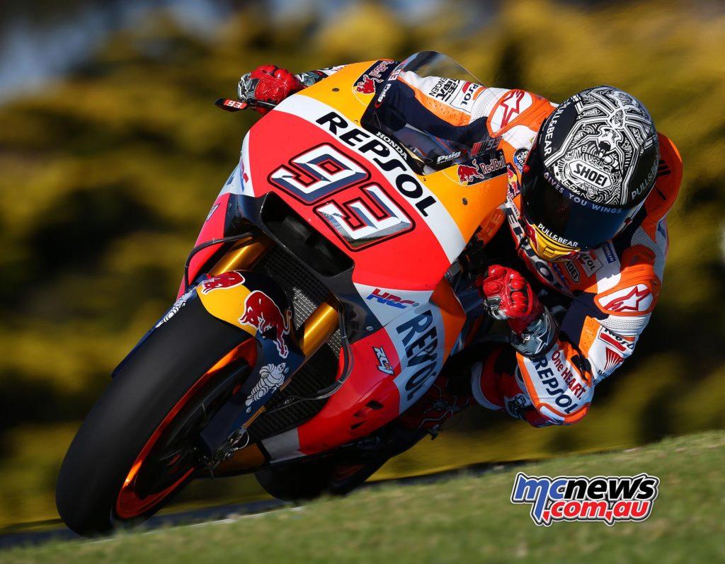 2018 Australian MotoGP October 28 MotoGP Calendar | MCNews ...