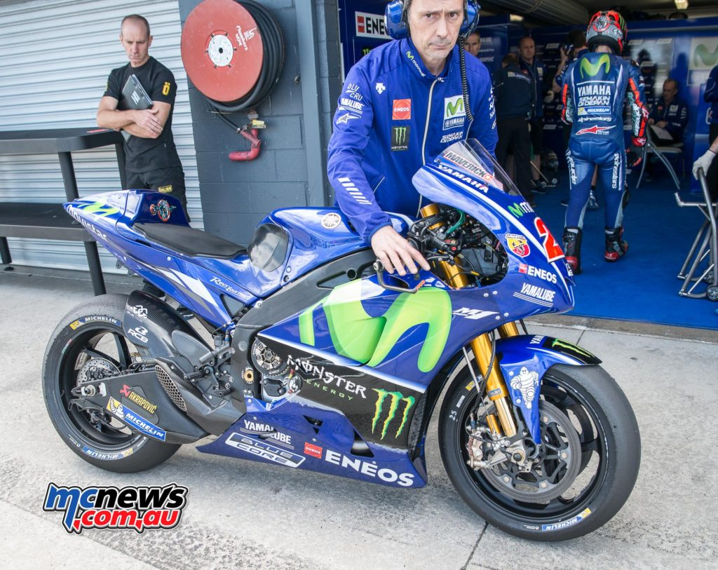 Maverick Vinales returns to his pit box at Phillip Island today, job done. The young Spaniard confirmed he will be a title contender by dominating proceedings at Phillip Island.