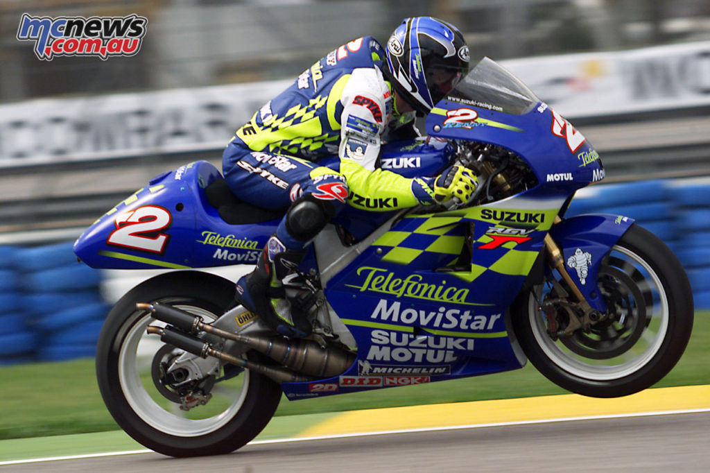 MotoGP Legend - Kenny Roberts Jr