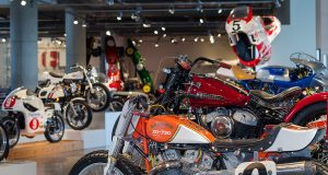Barber Vintage Motorsport Museum - Image: Phil Aynsley