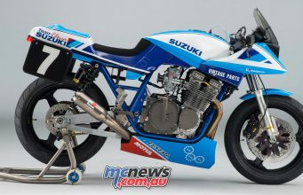 Team Classic Suzuki Katana
