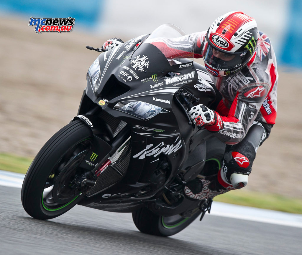 Jonathan Rea - Images: GeeBee Images