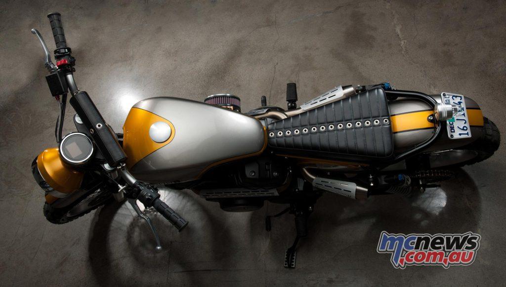 Jeff Palhegyi Custom SCR950