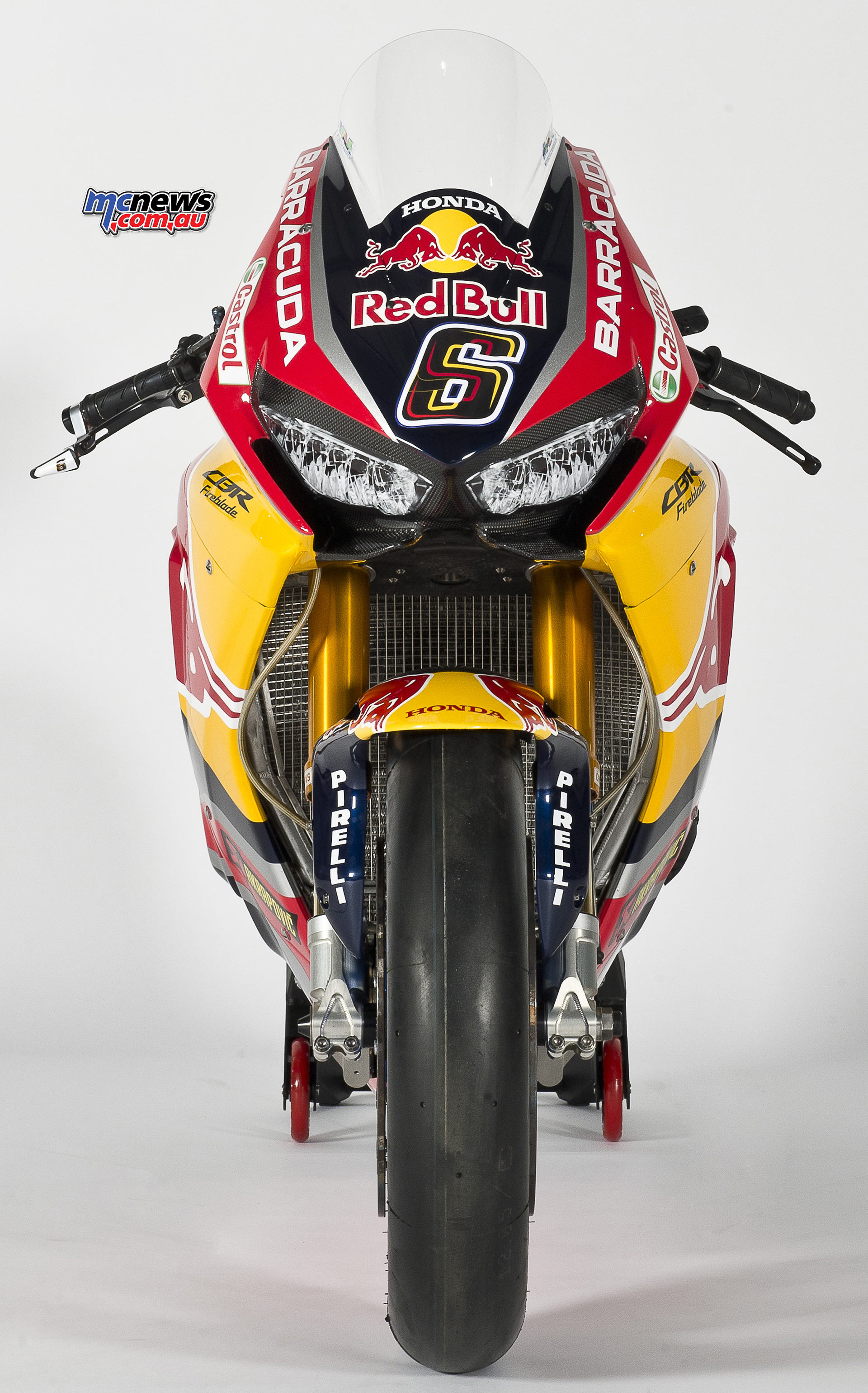 Red Bull Honda World Superbike - Honda CBR1000RR Fireblade SP2