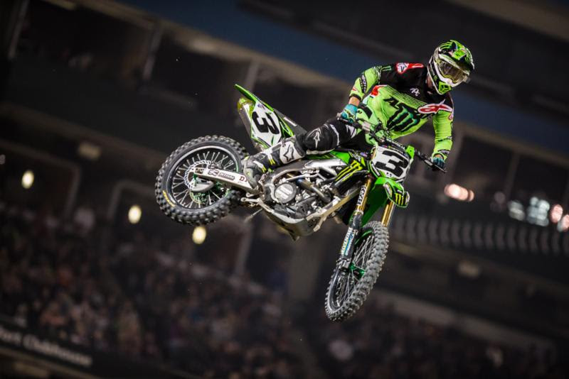 Eli Tomac - Image: Feld Entertainment