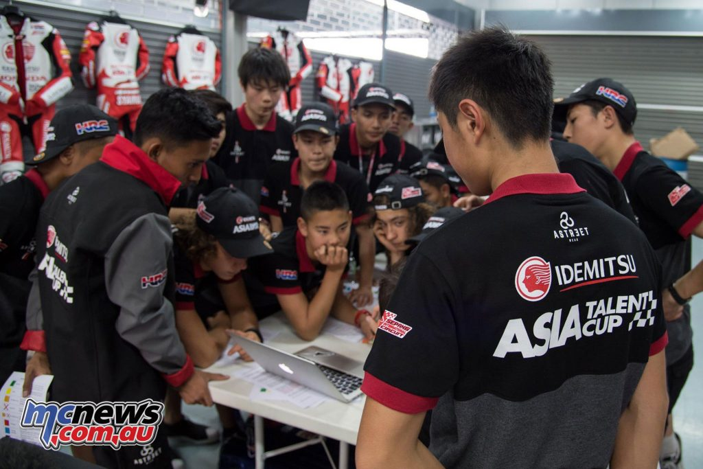 2017 Asia Talent Cup