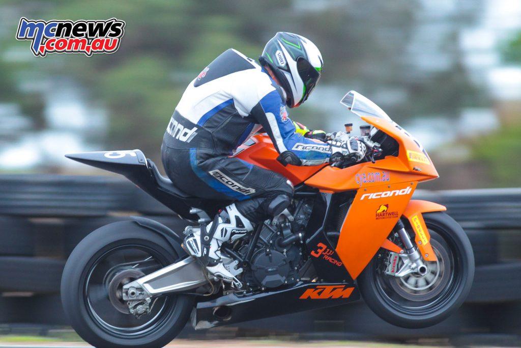 2017 Hartwell MCC - Round 2 - Mac Park - Thunderbikes - Nathan Jones