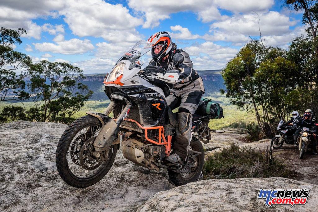 2017 KTM Adventure Rallye - Image: Danny Wilkinson