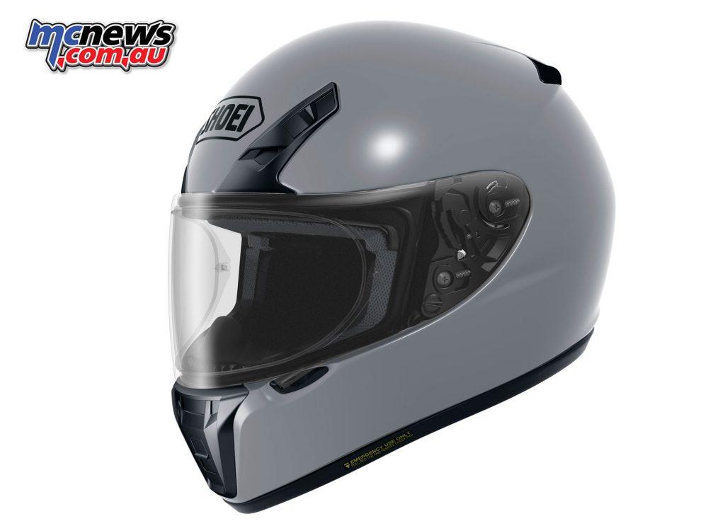 Shoei RYD helmet - Basalt Grey