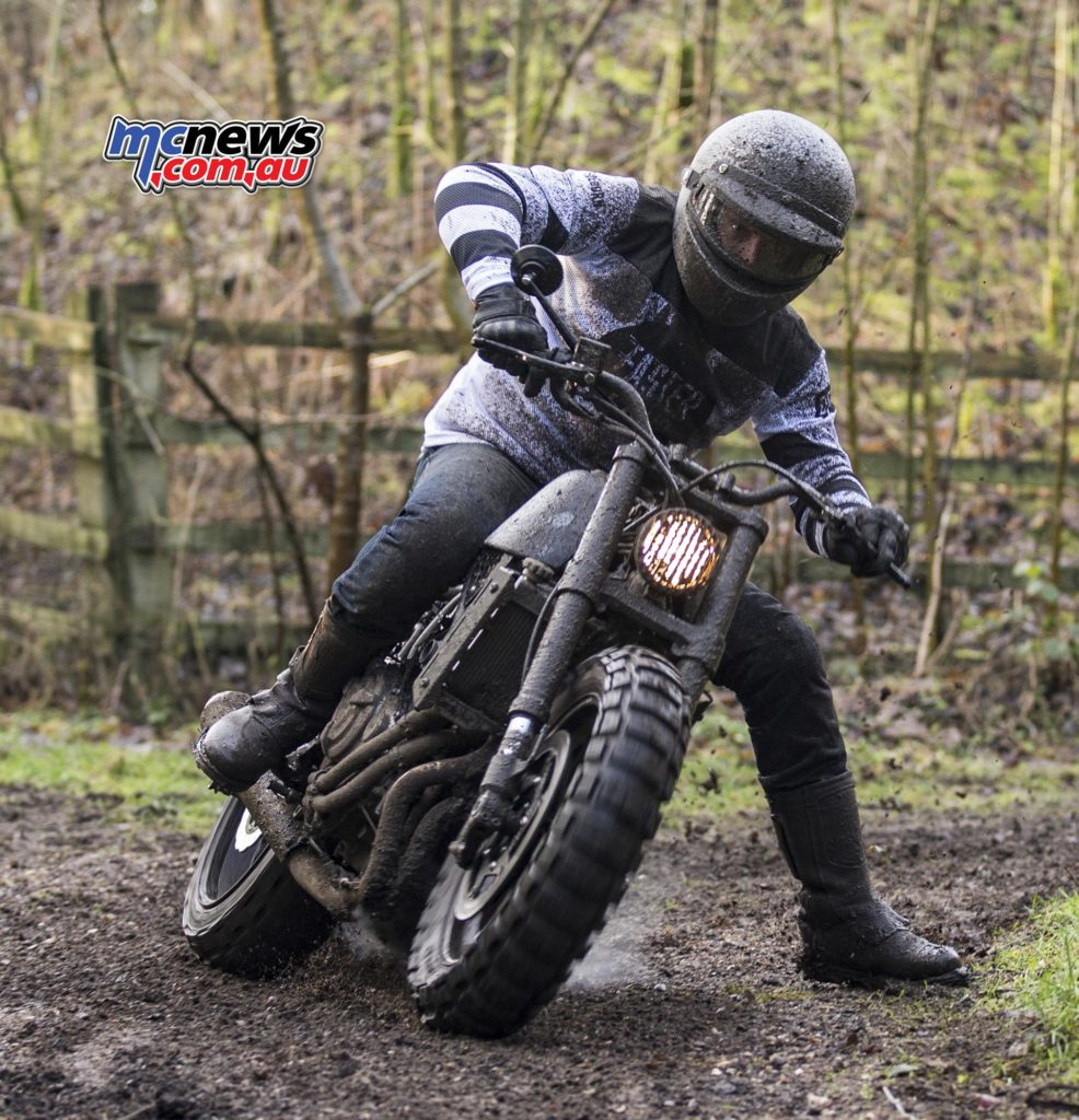 Yamaha Yard Built XSR700 - Rough Crafts