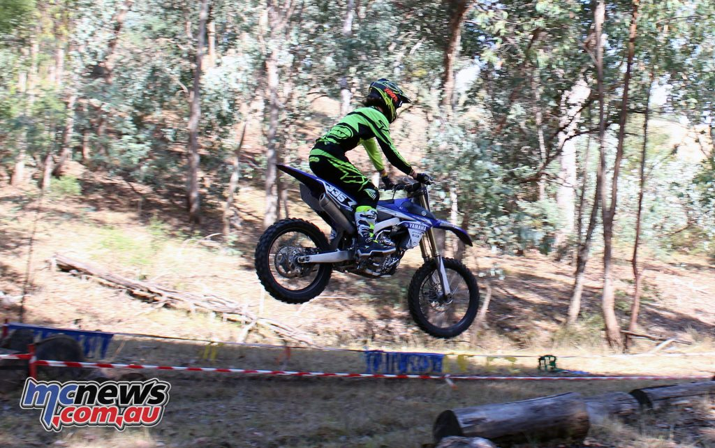 ADMCC 2017 Sprint Day - Jake Henderson