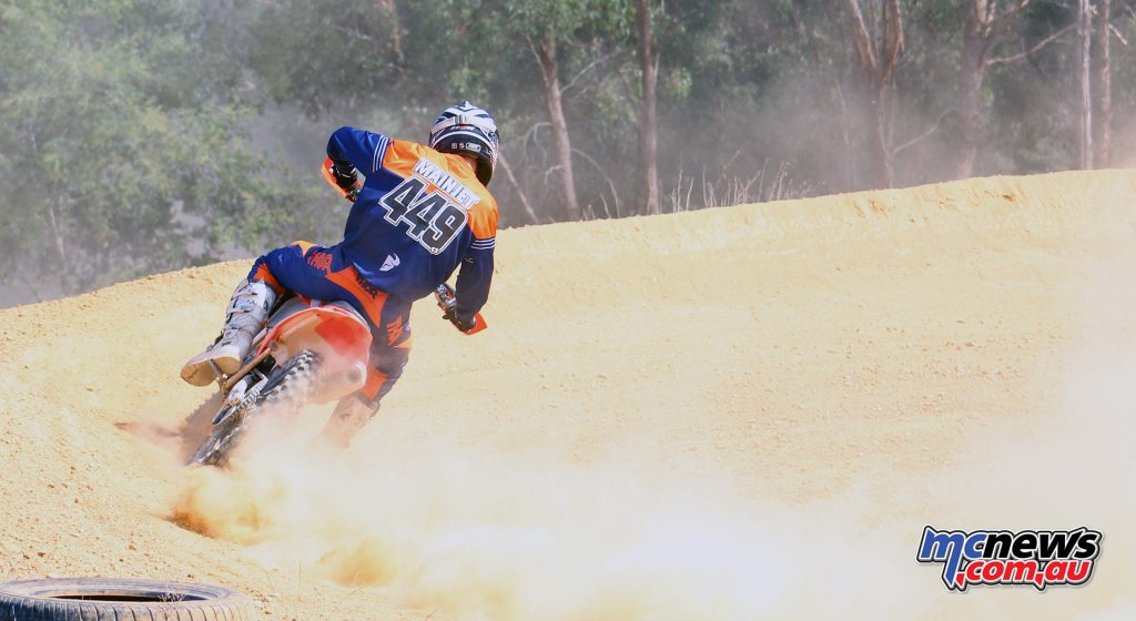 ADMCC Timed Sprint Day - Image: Marty Thompson
