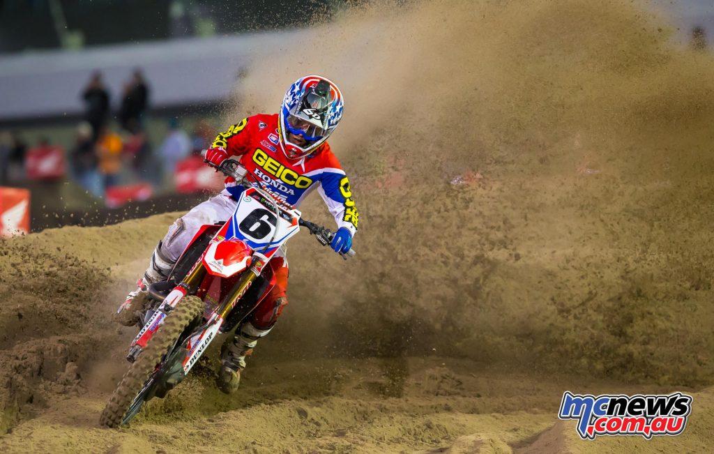 AMA SX - Daytona, Rnd 10 - Jeremy Martin