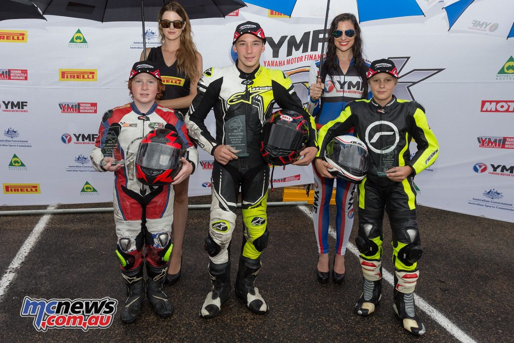 GP Juniors Podium - Image by TBG