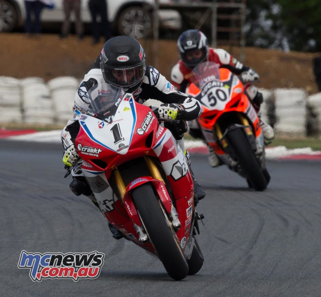 Superbike Race One - Wakefield Park - Image by TBG
