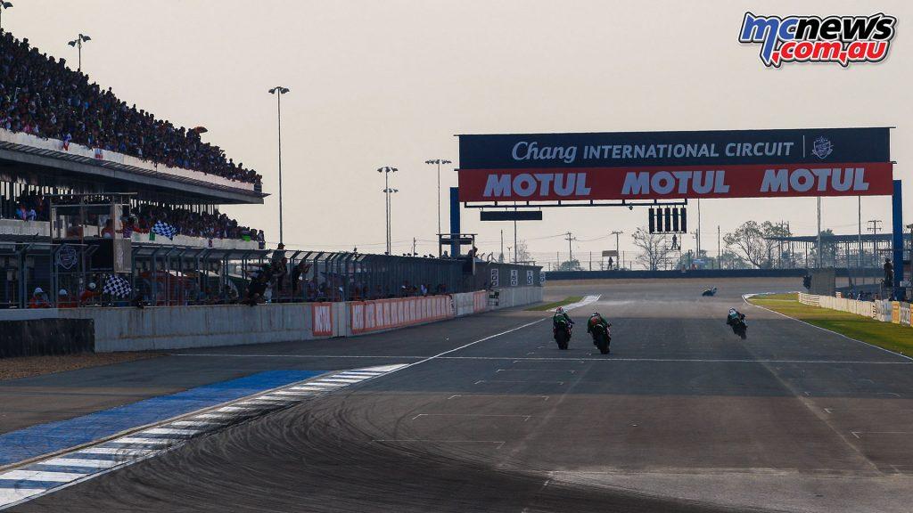 Chang International Circuit, Thailand