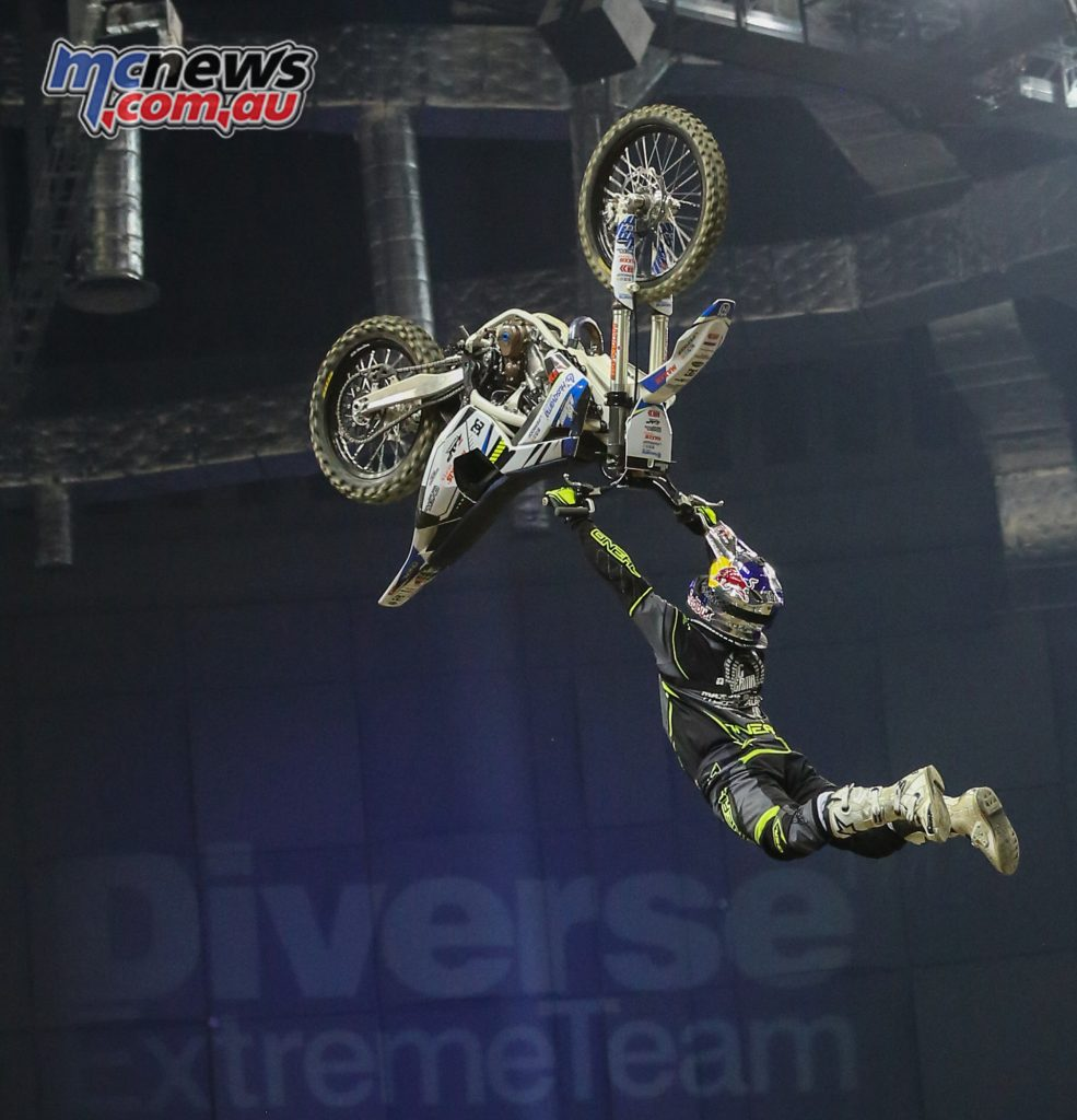 FIM Freestyle MX - Round 4 Krakow - Luc Ackermann