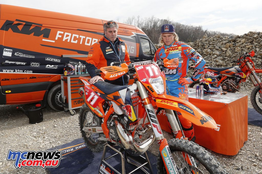 Fabio Farioli and Daniel Sanders