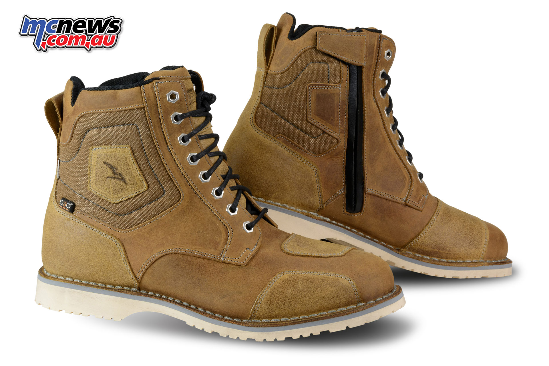 Falco Ranger Boot - Camel Brown