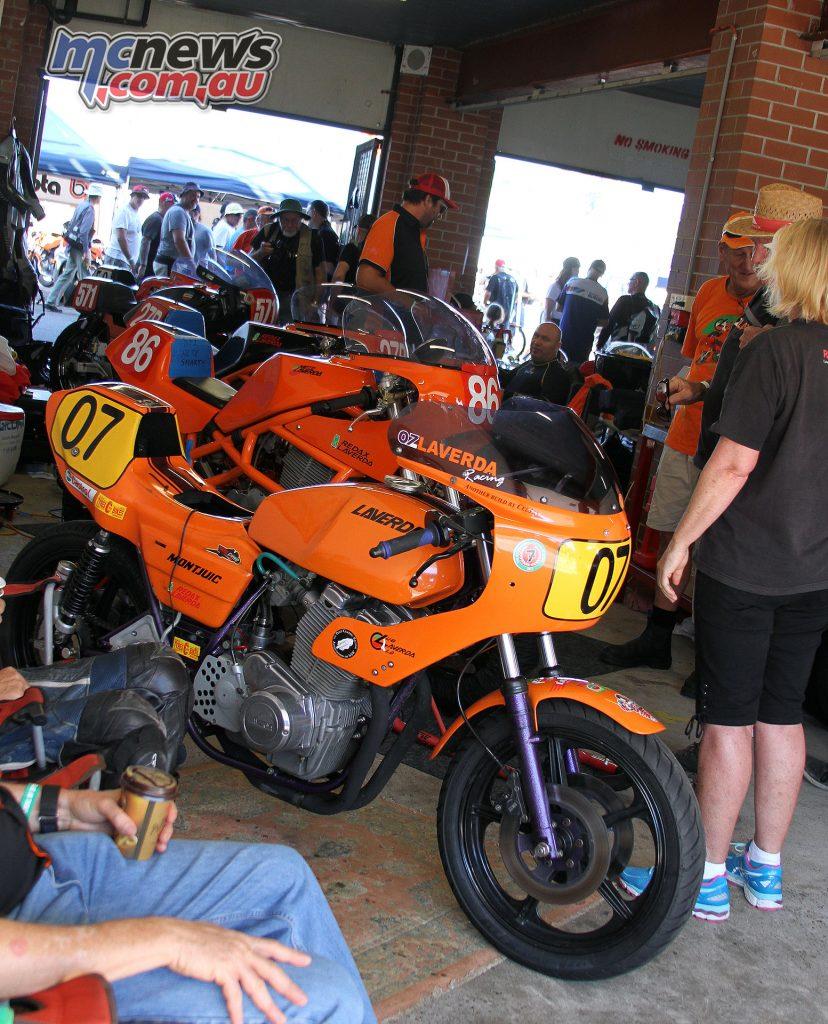 OzLaverda Racing Montjuic 500