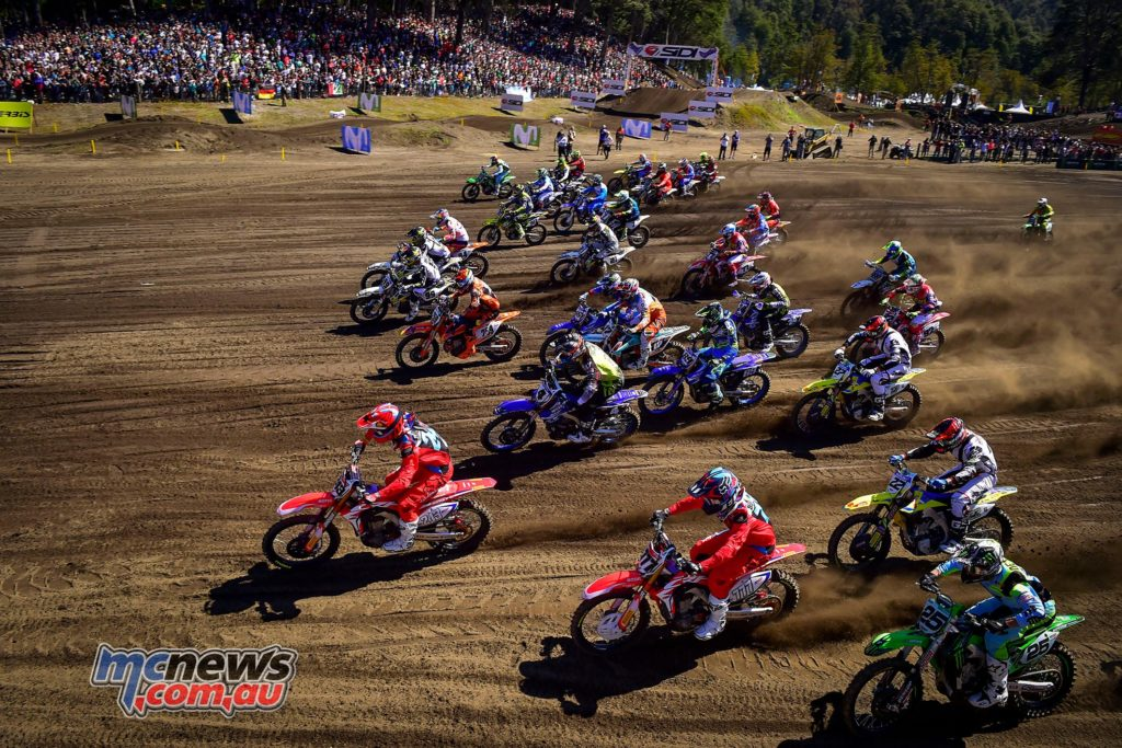 MXGP 2019 kicks off in Argentina
