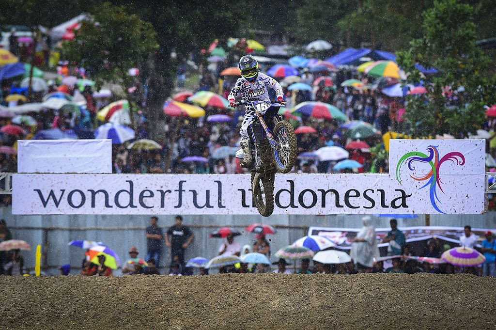 2017 WMX - Round 1, Indonesia - Courtney Duncan