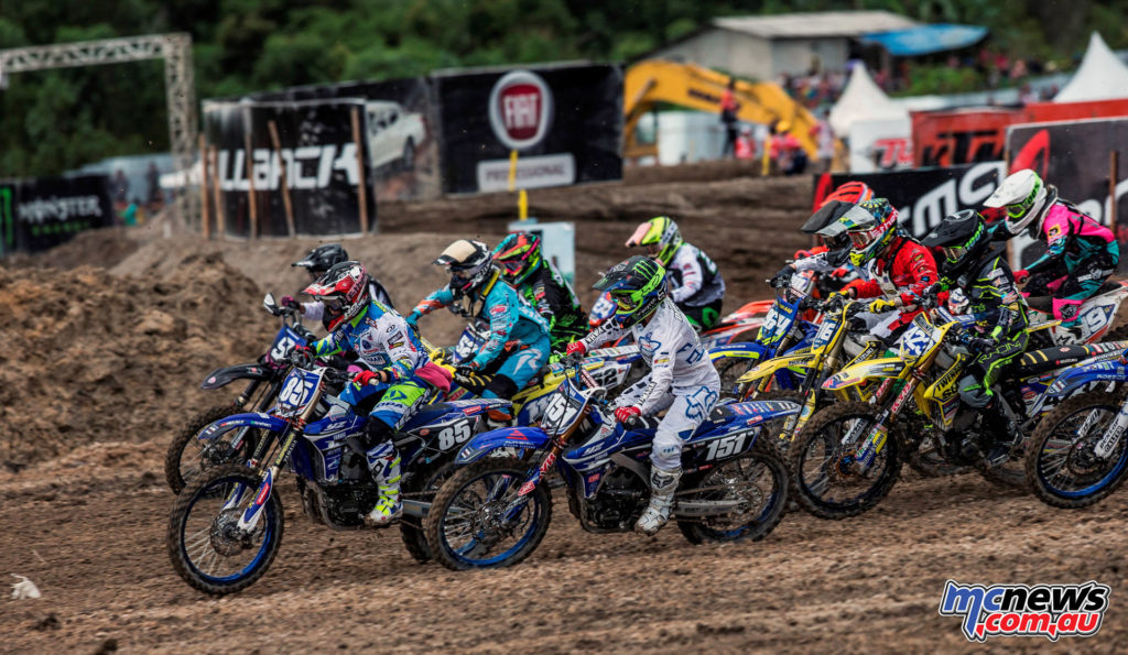 2017 WMX - Round 1, Indonesia - Start
