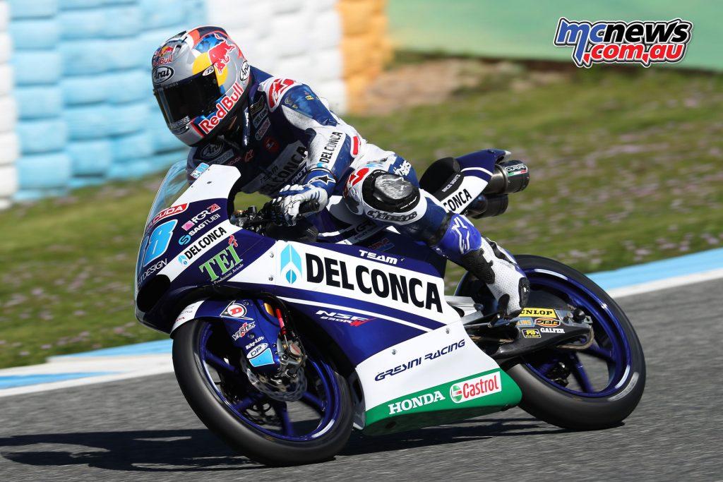 Moto3 Qatar Test - Jorge Martin