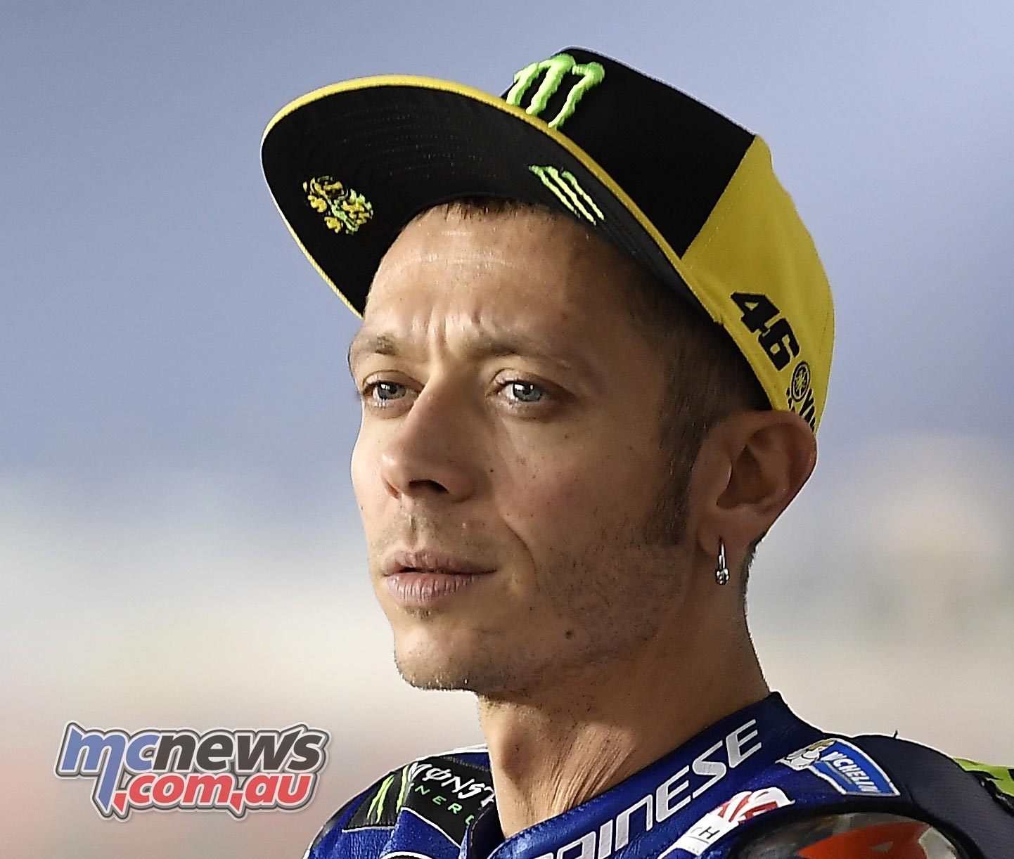 Valentino Rossi worried about lack of pace in Qatar | MCNews.com.au