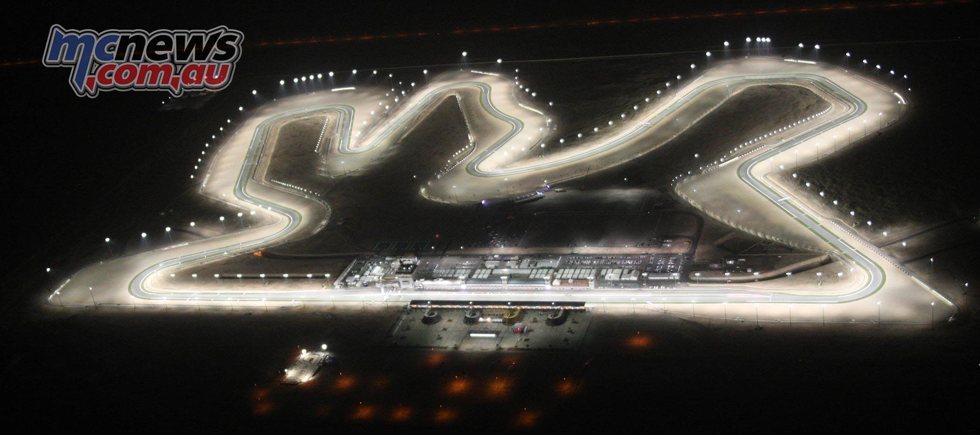Losail International Circuit - Qatar