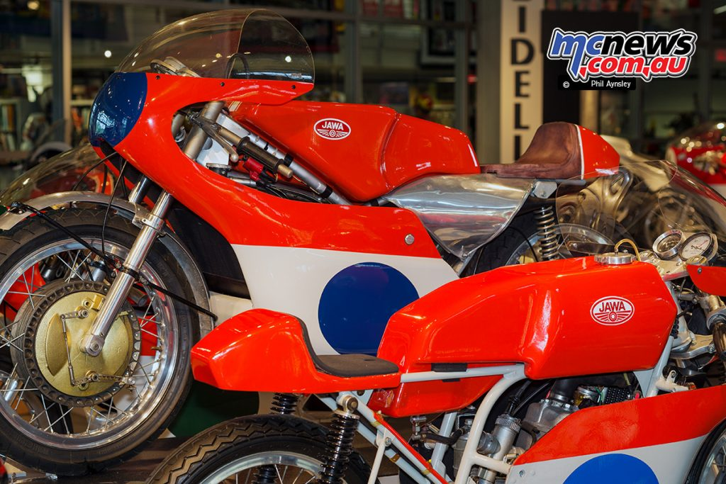 The Barber Vintage Motorsports Museum - Main Racing Hall