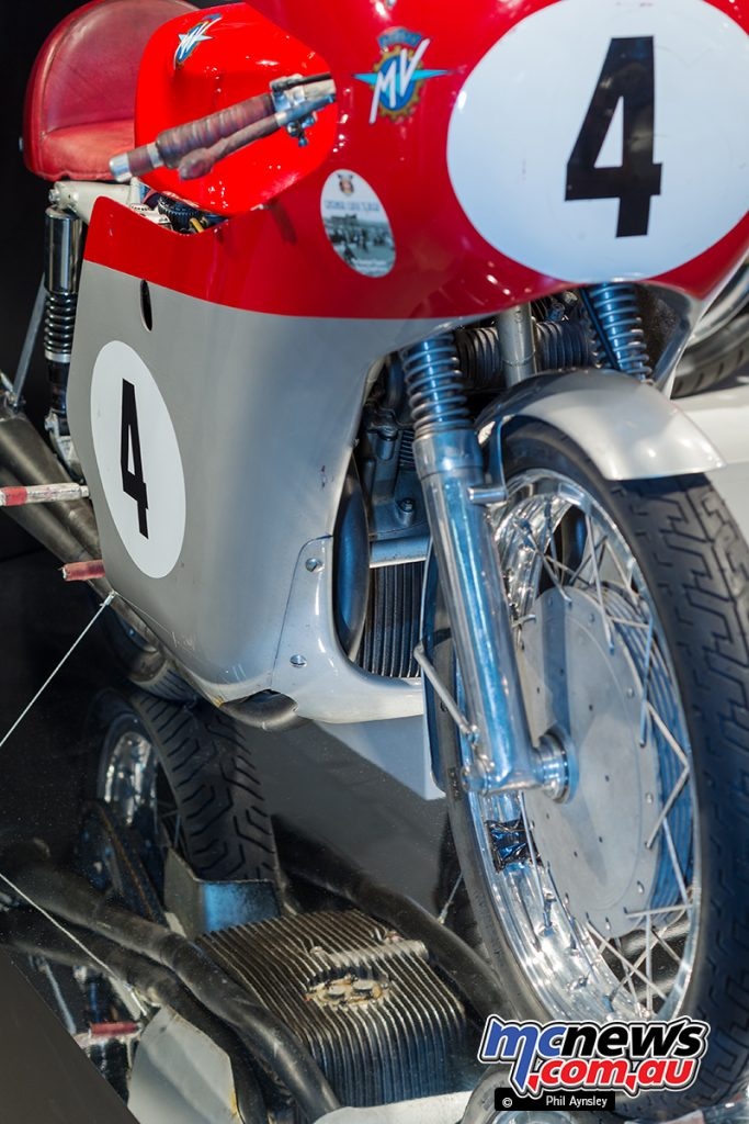 The Barber Vintage Motorsports Museum - Morbidelli and MV Agusta