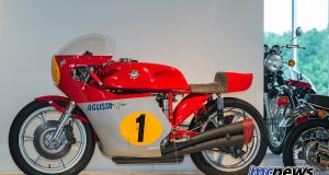 The Barber Vintage Motorsports Museum - Morbidelli and MV Agusta