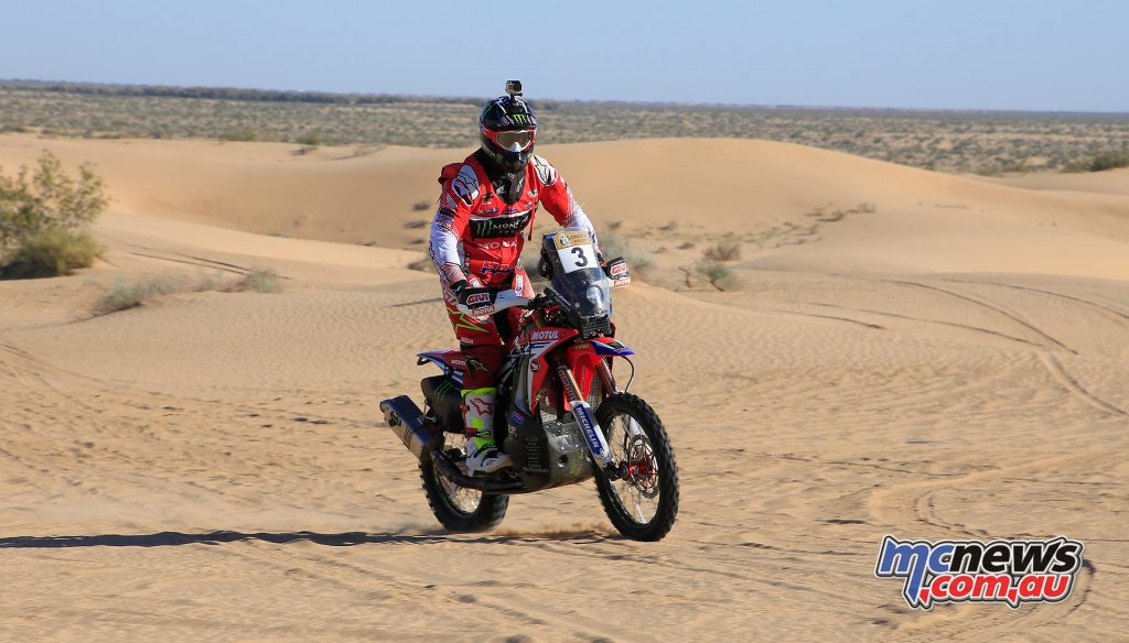 2017 Sonora Rally - Ricky Brabec